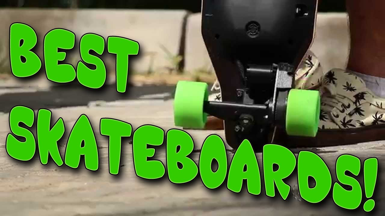 Top 5 BEST \u0026 CHEAPEST Electric Skateboards\/Boosted Boards 2016!  YouTube