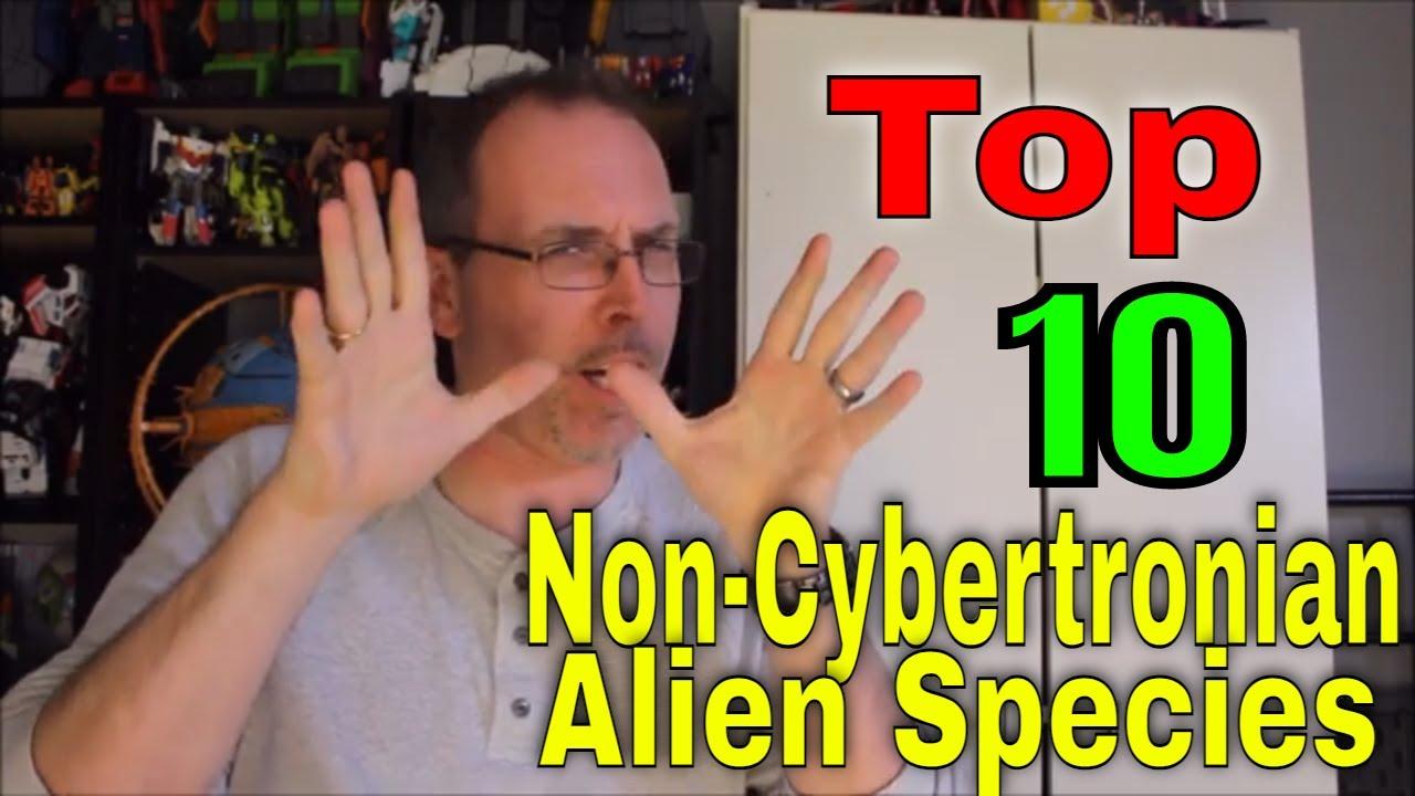 GotBot Counts Down: Top Ten Non-Cybertronian Alien Species