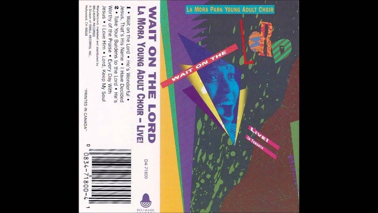 adult choir la mora park young