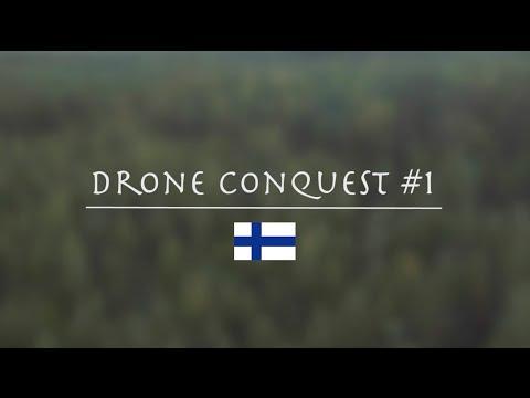 Drone Conquest #1 - Finland