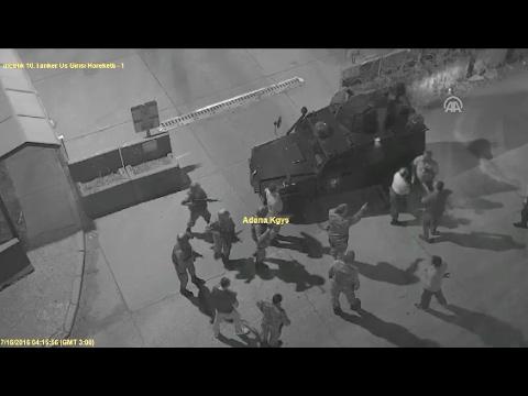 İncirlik'teki FETÖ Askerlerine 15 Temmuz Gecesi Polis Engeli