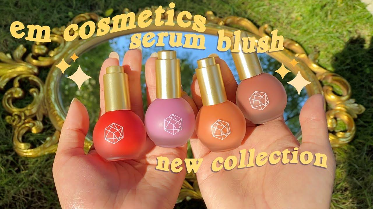 New Serum Blush Reveal