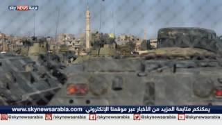 روسيا تعزز الدفاع السوري