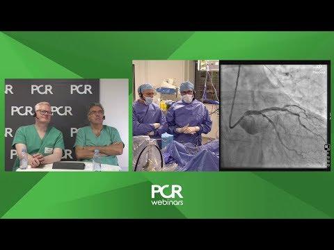 A Patient With A Left Main Bifurcation Lesion - Webinar