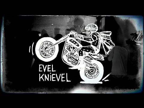 Pink Street Boys - Evel Knievel (Official Video)
