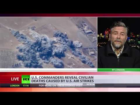 Pentagon revealed only 5-10% of coalition airstrikes' civilian casualties – Amnesty researcher