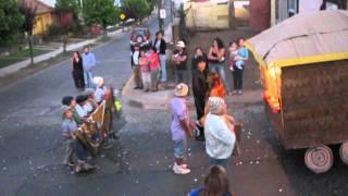 Nacimiento Chile Carnaval 2012