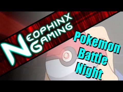(11/7/2016) EV Training and POKEMON BATTLE! Monday Mayhem!