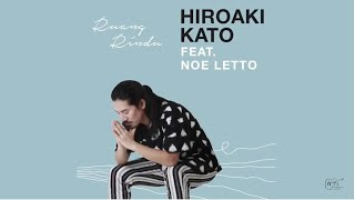 Ruang Rindu - Hiroaki Kato feat. Noe Letto Official Music Video (Calligraphy by Minoru Goto)