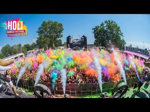 Holi Dance Festival Milano 2016 - Official Aftermovie - Unconventional Events