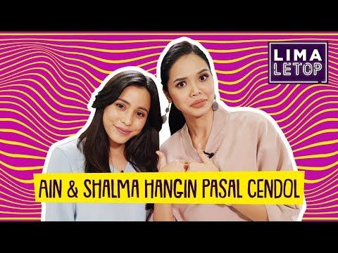 LimaLeTop! | Ain & Shalma Hangin Pasal Cendol