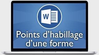 Tutoriel Word 2013 - Modifier les points d