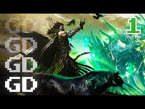Guild Wars 2 Gameplay Part 1 – Defending Shaemoor – GW2 Let's Play Series
