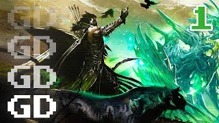 Guild Wars 2 Gameplay Part 1 Defending Shaemoor GW2 Let s Play Series