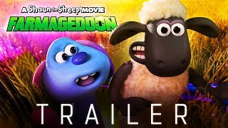 Shaun the Sheep Movie 2: Farmageddon - Official Trailer