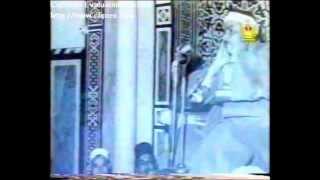 ŞEYH MUSTAFA İSMAİL--Lokman suresi --harika tilavetlerinden-ağlatan kuran