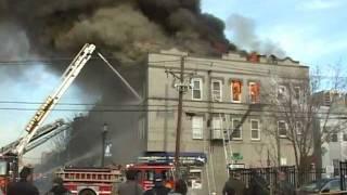 North Hudson Regional Fire/Rescue 4th Alarm  1/11/12