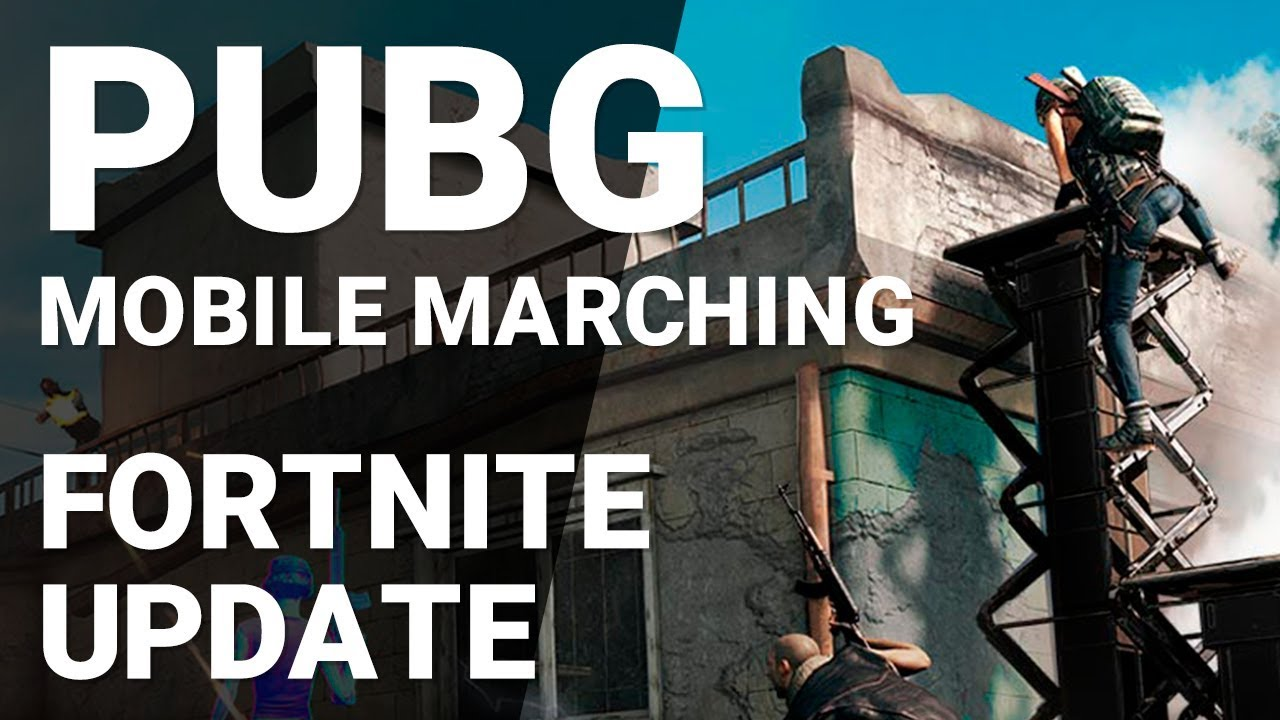 PUBG Mobile: Marching 1 0 17 1 0 for Android - Download