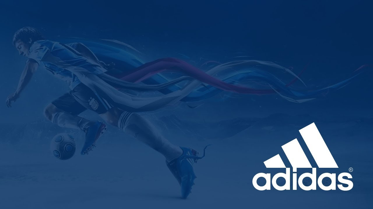 adidas corporate powerpoint template as envisioned by our designers