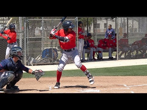 Kervin Suarez, INF, Boston Red Sox