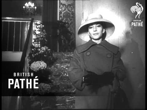 Maria Callas At Home 1958