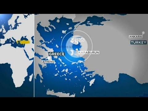 Earthquake of 6.3 magnitude in Aegean Sea