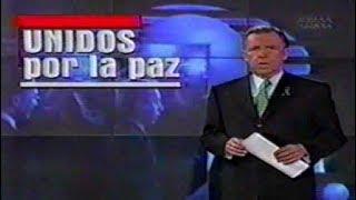 TELEVISA Y TV AZTECA EL DÍA QUE SE  ENLAZARON