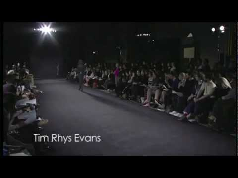 Tim Rhys-Evans London College of Fashion   MA Graduate collection @V&A