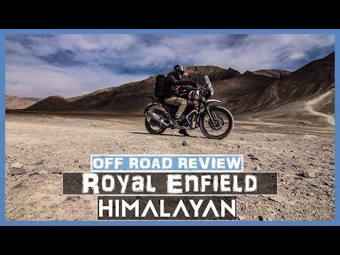 RE Himalayan EXTREME OFF ROADING IN LADAKH/GOPRO/DRONE/DSLR