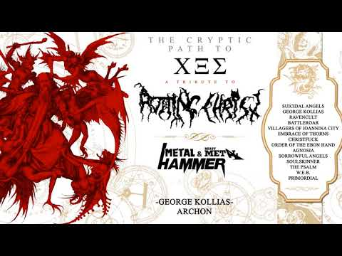 Rotting Christ -The Cryptic Path to ΧΞΣ - (A Tribute to Rotting Christ)