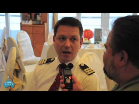 Viking River Cruises Hotel Manager on Yangtze