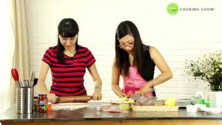 [HD] Kitchen Art Cooking Show #1: Cách làm Pizza tại nhà (Easy Pizza)