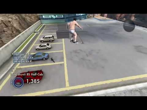 Skate 3 Bunny Hop And Speed Glitch Tutorial! (Easy)