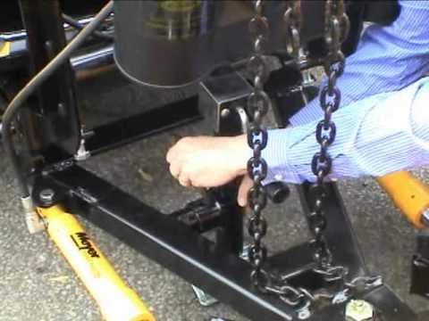 meyer dual handle ez mount plus drive pro plow dismount. Black Bedroom Furniture Sets. Home Design Ideas