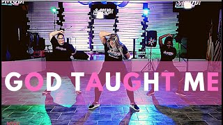 God Taught Me by Zauntee | Saludfit Christian Dance fitness | Hiphop workout