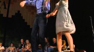D&E Dance Collective: Clogging Duet to Ragtime Annie