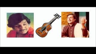 Chupke Chupke Raat Din Aanso - Guitar [Sunil Ganguly]
