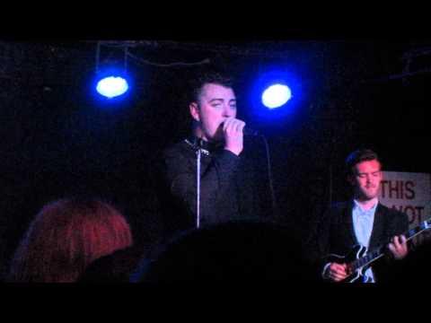 Stay With Me - Sam Smith @ Mercury Lounge, 8/8/2013