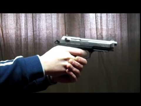 SCHUSSTEST ATAK Arms Zoraki Mod.917 & Zoraki Mod.918 Kaliber 9mm P.A.K.