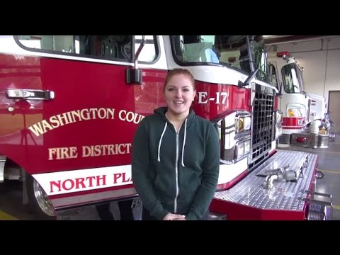 Fire Science Program at Liberty High School