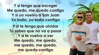 Carlos Vives, Ricky Martin - Canción Bonita (Letra/Lyrics)