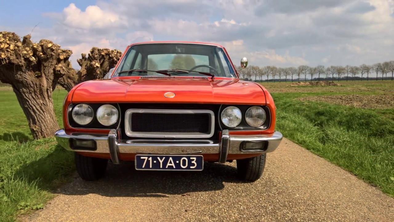 Fiat 124 sport coupe youtube - Fiat 124 coupe sport fiche technique ...