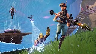 FORTNITE NEW MODES & ITEMS! FORTNITE LIVESTREAM! WITH IPODKINGCARTER & CHASE!