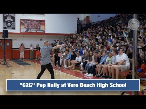 """C2G"" at Vero Beach High School"