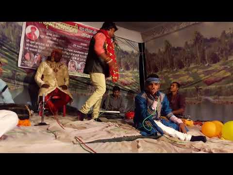 Singer govind yadav sajan ji stege program gram sabha pohila bhity .gorakhpur
