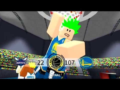 Roblox / RB World / CRAZY ROBLOX BASKETBALL / Corl Plays