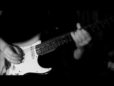 Motorhead - Poison - Guitar Cover