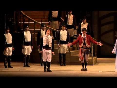 G. Rossini: Il Barbiere di Siviglia (羅西尼:賽爾維亞的理髮師)