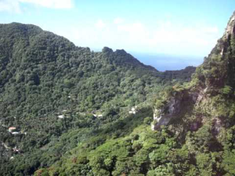 American Samoa Helicopter Tour (Mt.Rainmaker)