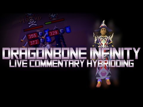 Dragonbone Infinity PKing | Live Commentary Hybriding